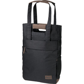 Jack Wolfskin Piccadilly Shopper Bag black